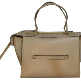 c23164a30 ... Cheap Designer Handbags Céline AAA Replica Ring Nude/Stone Leather  Satchel celine big bag
